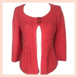 CARTISE size Small two button Cardigan